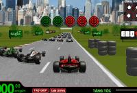 Chơi game đua xe F1 cực hay