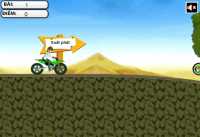 chơi game đua xe máy vượt địa hình hay nhất
