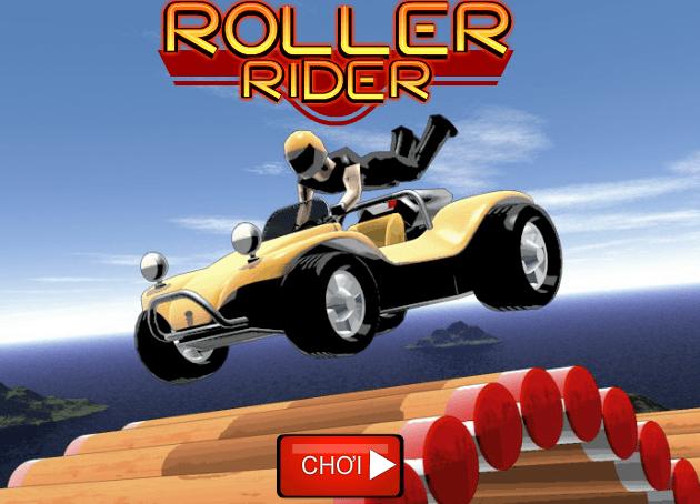 chơi game đua xe trên mây