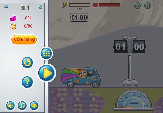 chơi game đua xe siêu hạng sang cực hay