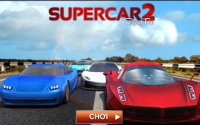 chơi game đua xe siêu tốc độ