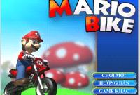 chơi game mario đua xe