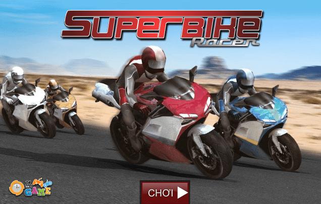 đua xe mô tô 3d mới nhất