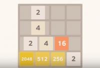 hướng dẩn chơi game 2048 nhanh nhất