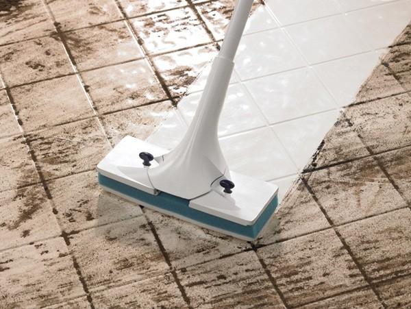 Hướng dẩn lau sàn nhà sạch bong