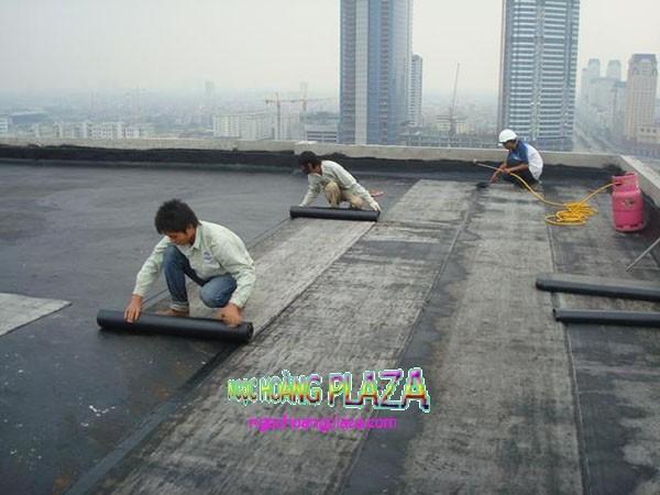 Dịch vụ chống thấm trần nhà tại TP HCM