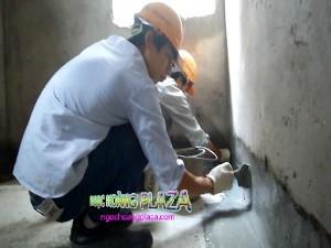 Thi công chống thấm nhà vệ sinh tại TP HCM