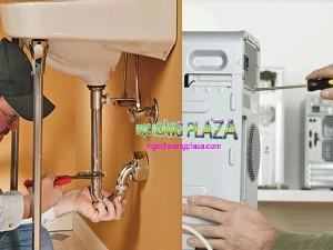 Thợ sửa chữa điện nước tại quận thủ đức