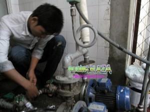 Thợ sửa chữa điện nước tại nhà TP HCM