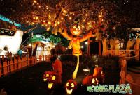 Những địa điểm đi chơi halloween tại TP HCM