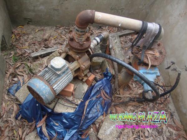 Thợ sửa máy bơm nước tại nhà thị xã long khánh