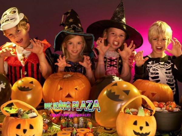 Những trò chơi trong ngày halloween hay nhất