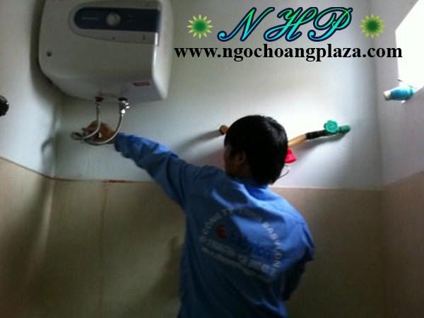 Sửa chữa điện nước tại quận phú nhuận