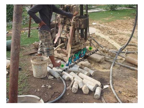 Dịch vụ khoan giếng tại quận 4