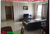 Cho thuê căn hộ giá rẻ ở tphcm