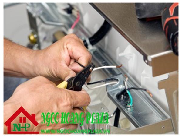 Sửa chữa điện nước tại quận 1