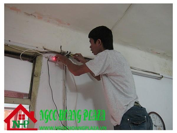 Sửa chữa điện nước tại quận thủ đức