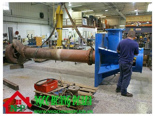 Thợ sửa máy bơm nước tại nhà quận 4