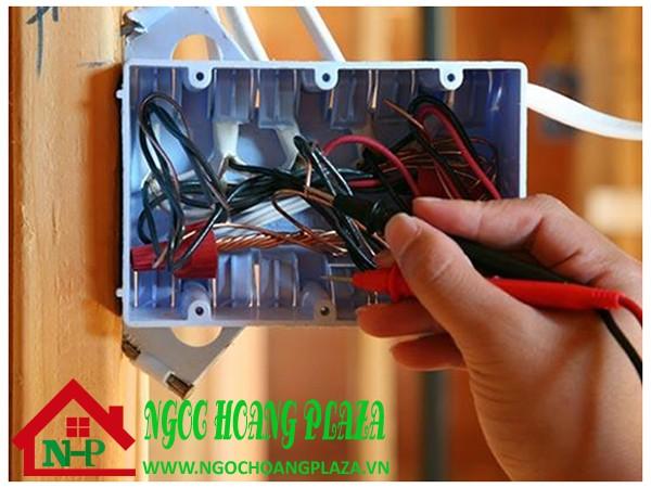 Sửa chữa điện nước tại hà nội