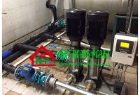 Dịch vụ lắp đặt máy bơm nước tại quận 5 tphcm giá rẻ