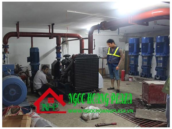 Lắp đặt máy bơm nước tại quận 6
