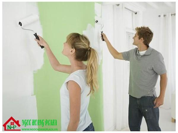 Thợ sơn nhà tại quận gò vấp
